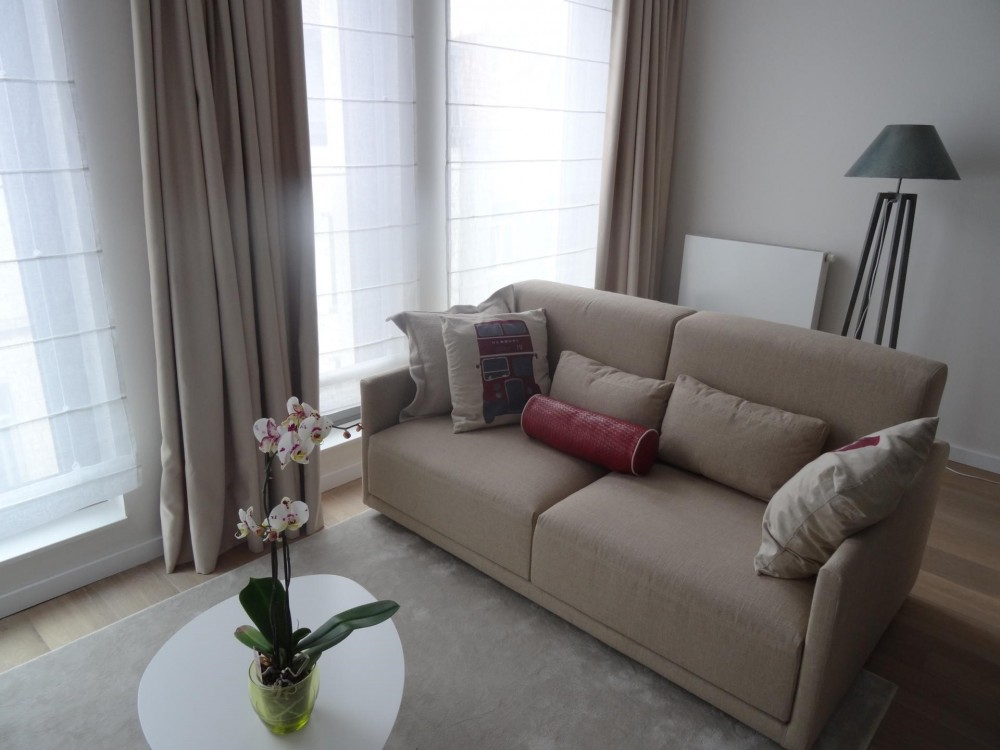 1 bed Property For Rent in Ixelles,  - 1