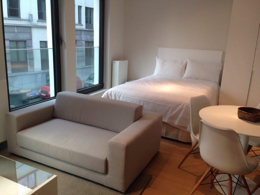 Studio bed Property For Rent in Brussels,  - 2